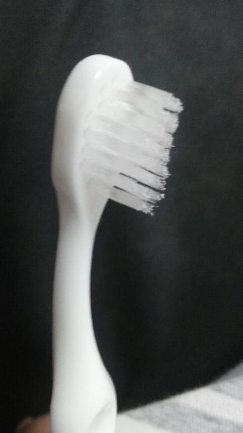 1歳児の歯ブラシ