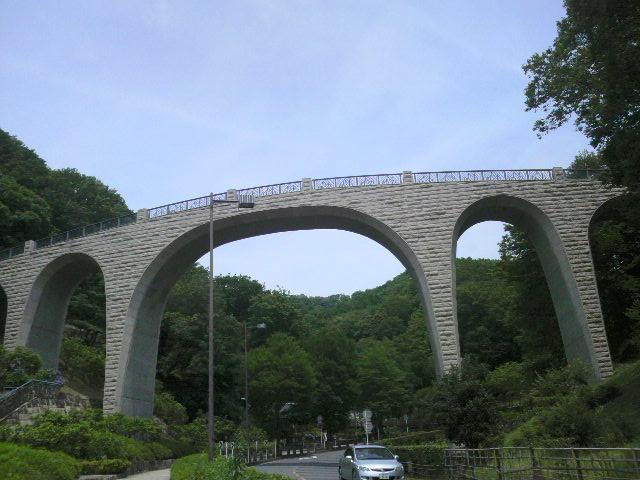 七沢森林公園橋