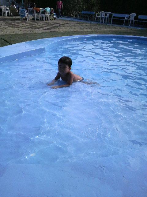 一人でもプール