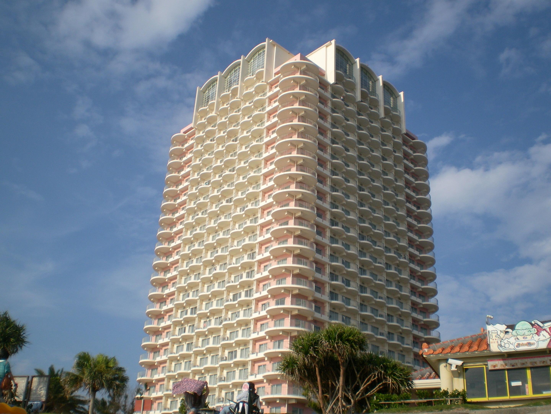 ザ・ビーチタワー
