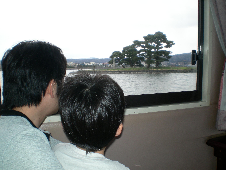 宍道湖遊覧船